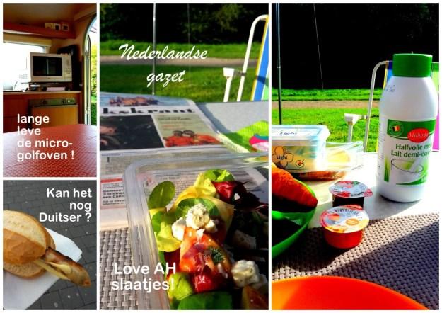 Eten in Vaals - zonder moeite !