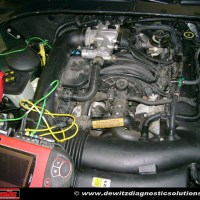 Misfire | 2000 Lincoln LS | COP Coil Testing