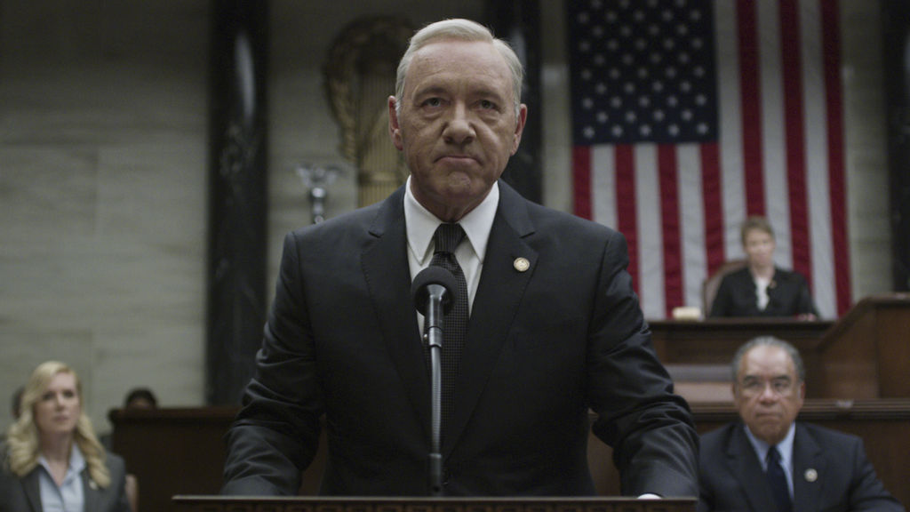 Netflix cancela 'House of Cards'