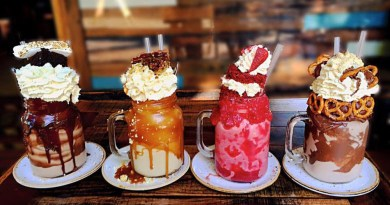 Top 10 Places For The Best MilkShakes in Delhi
