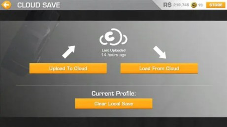 CloudSaveOptions