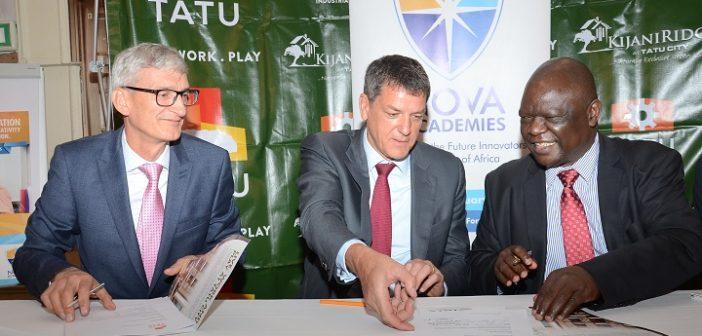 Nova Academies Launches Flagship Campus in Tatu City