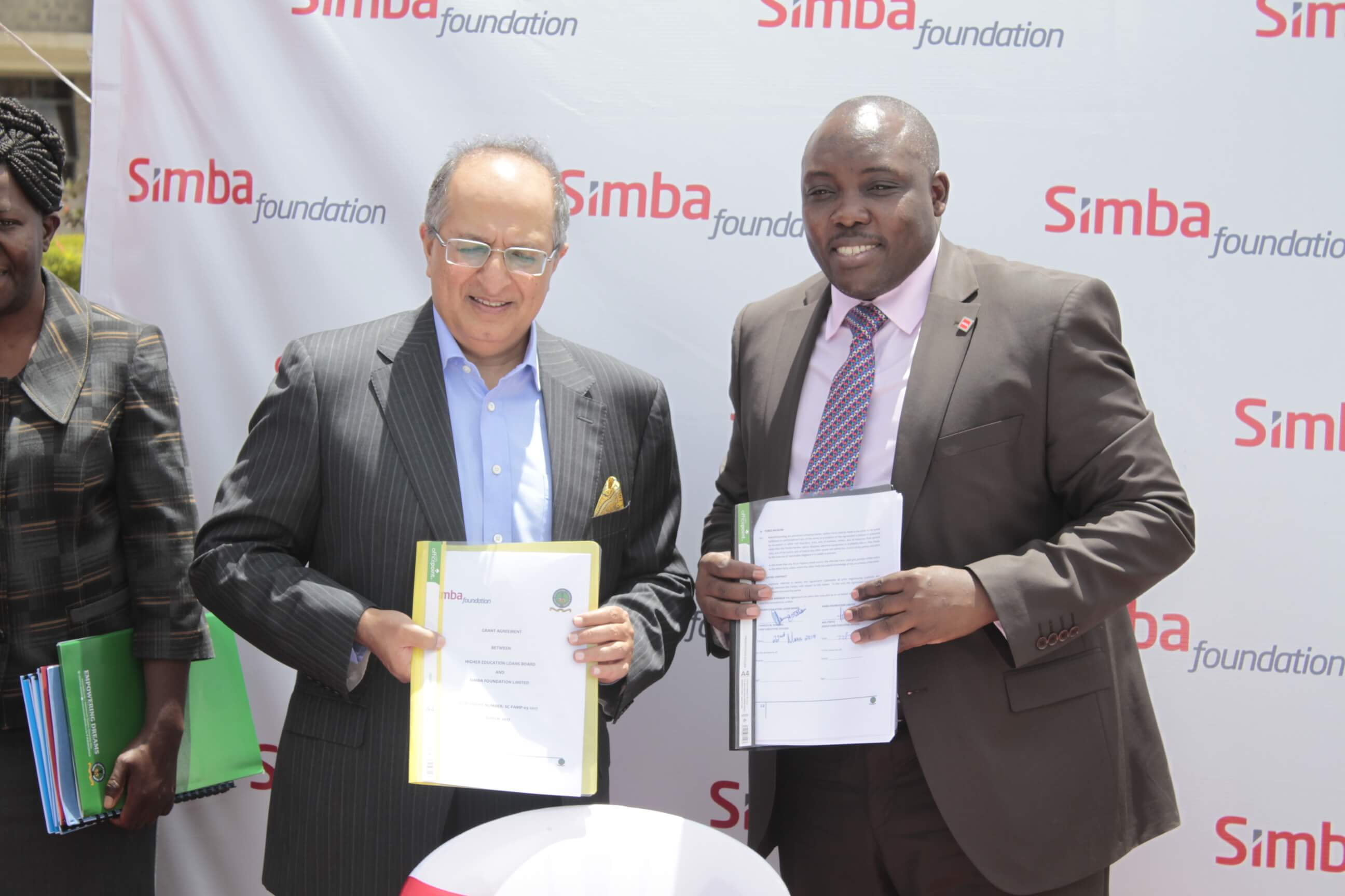 Simba Corporation launches its Foundation with sh10 million investment