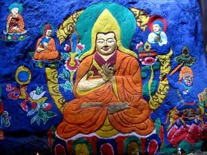 Ganden Tsongkhapa Cave