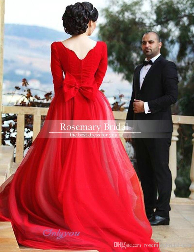 Large Of Red Wedding Dress