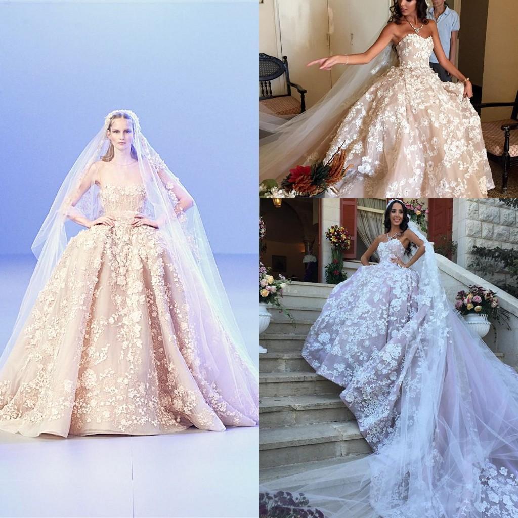 elie saab wedding dresses spring elie saab wedding dress Elie Saab Wedding Dresses Spring