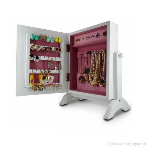 Medium Crop Of Mirrored Jewelry Box