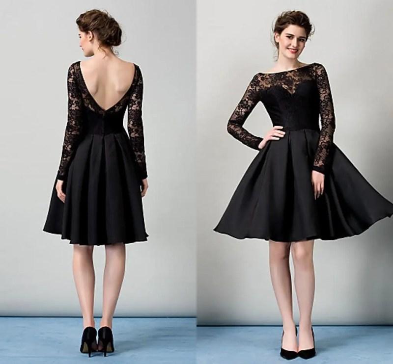 Large Of Black Cocktail Dress