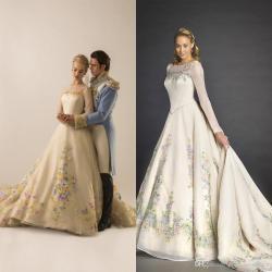 Small Crop Of Cinderella Wedding Dress