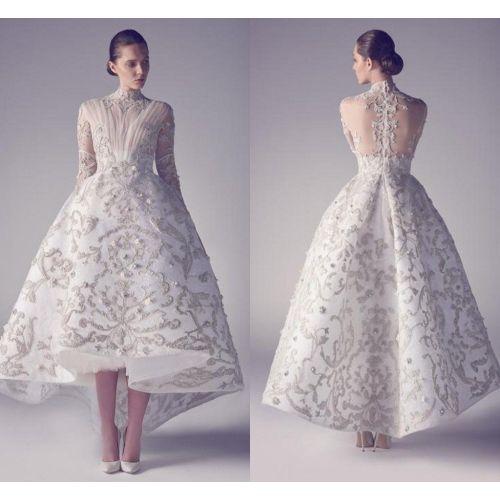 Medium Crop Of White Evening Dresses