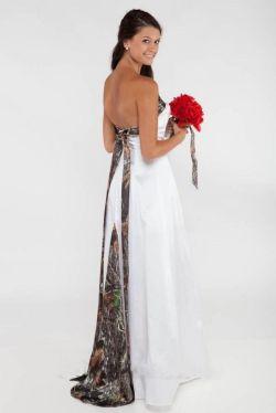 Small Of Camo Wedding Dresses
