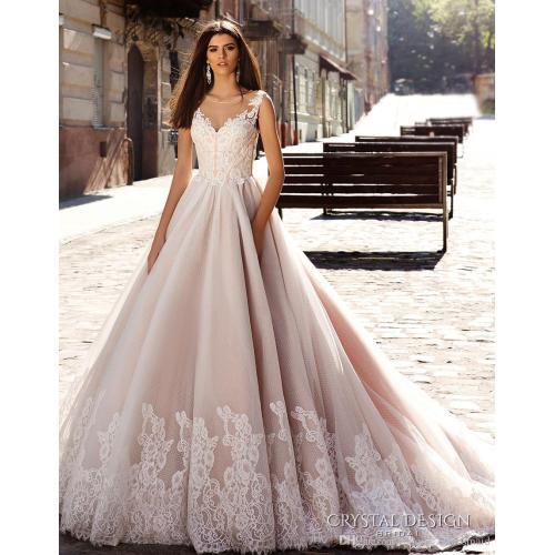 Medium Crop Of Ivory Wedding Dresses