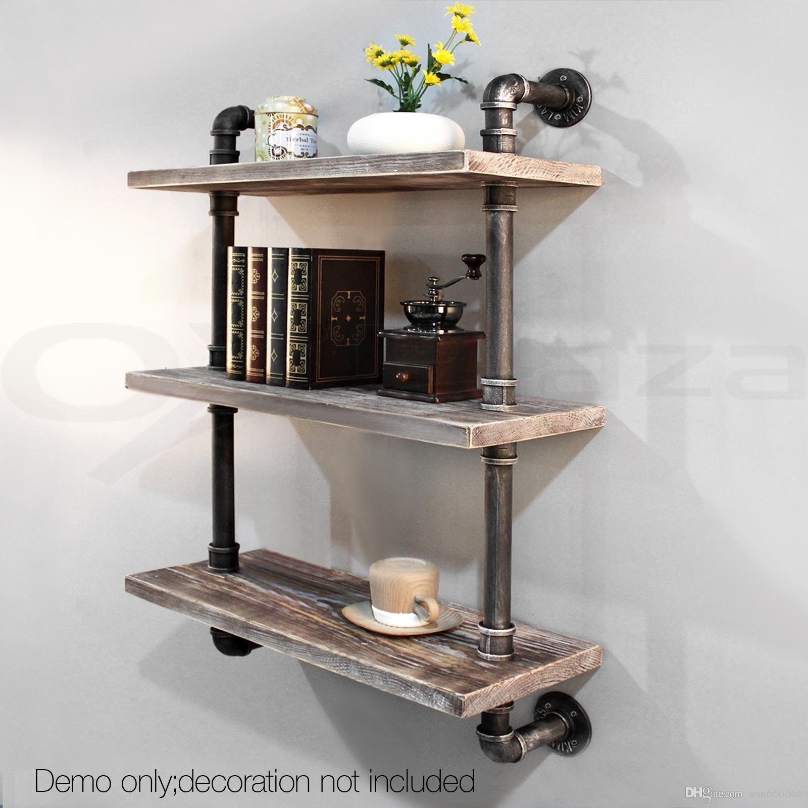 Fullsize Of Three Tier Wall Shelf