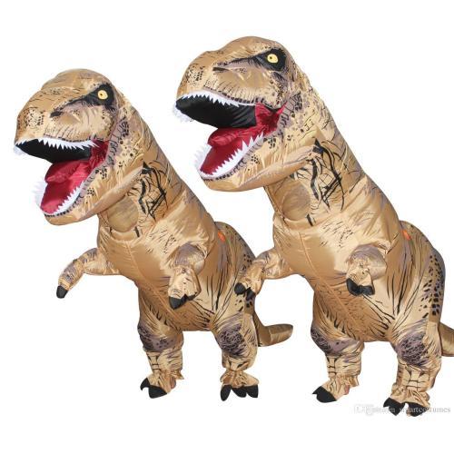 Medium Crop Of T Rex Costume
