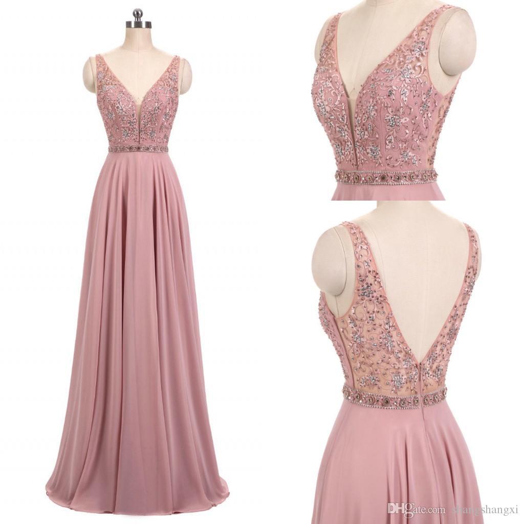 Fullsize Of Blush Pink Dress