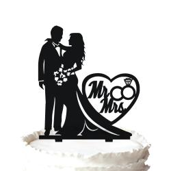 Small Crop Of Wedding Cake Topper