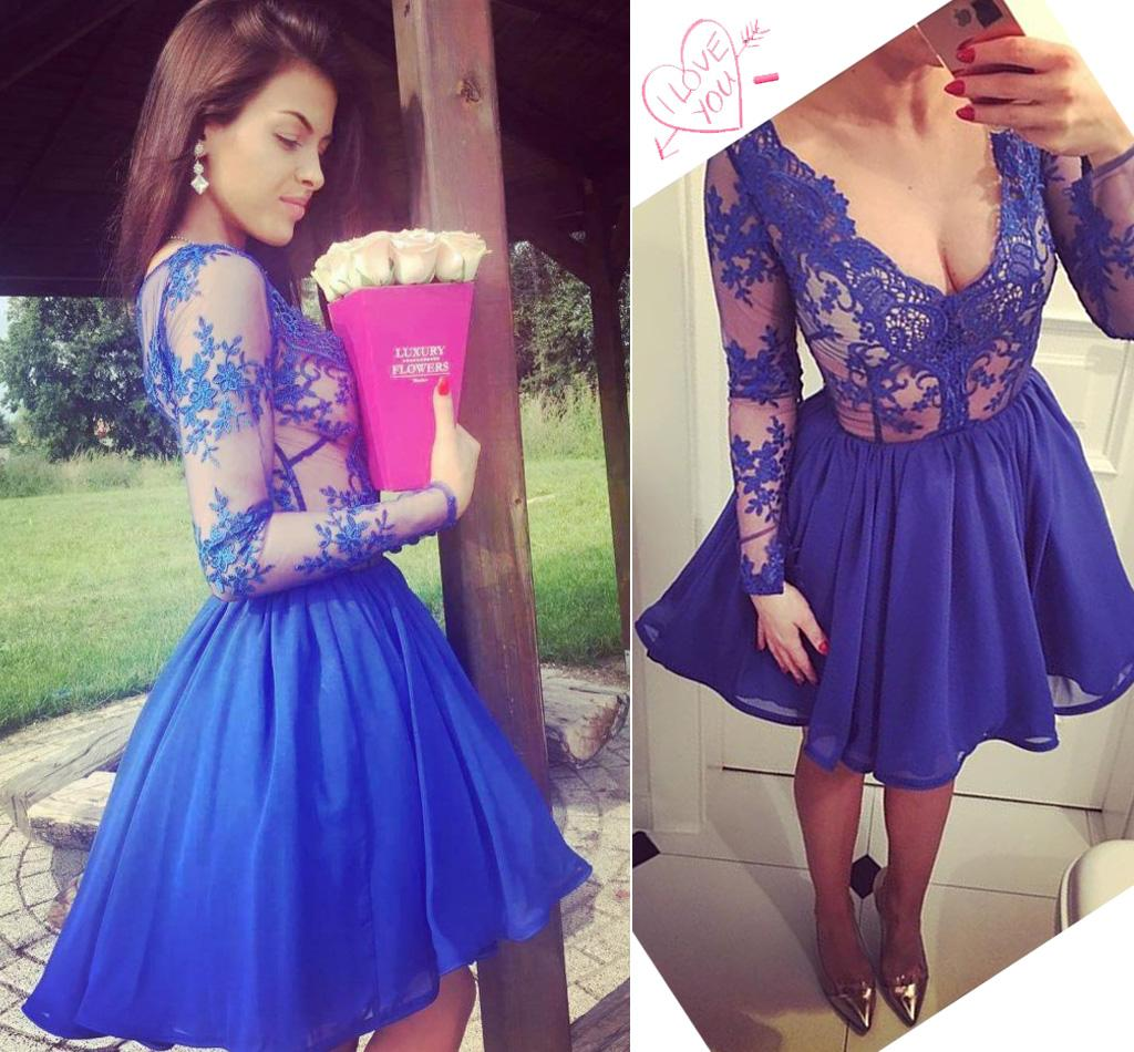 Fullsize Of Blue Homecoming Dresses