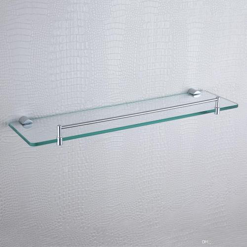 Medium Of Single Bathroom Shelf