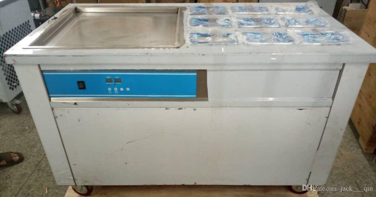 Riveting 2018 Thai Fried Ice Cream Roll Machine Single Cm Pan Pingscommercial Hard Ice Cream Maker Commercial Hard Ice Cream Maker From Thai Fried Ice Cream Roll Machine Single Cm Pan houzz-03 Washing Machine Pan