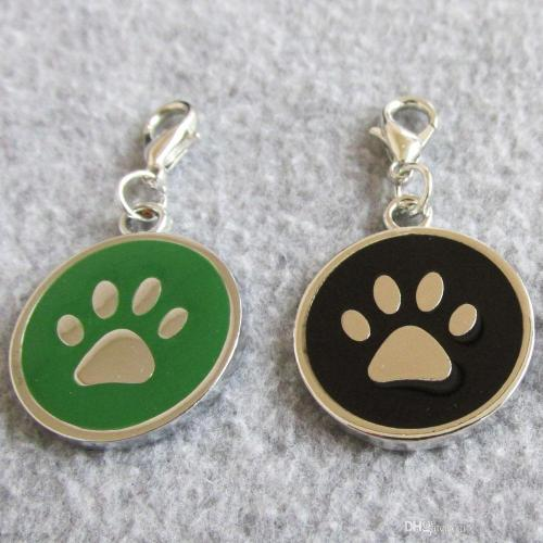 Soulful Small Dogscats Zinc Alloy Dog Tags Pet Dog Id Tags Paw Dog Tags Online On Circle Shape Paw Design Zinc Alloy Pet Dog Id Tags Pendants For Circle Shape Paw Design Zinc Alloy Pet Dog Id Tags Pen