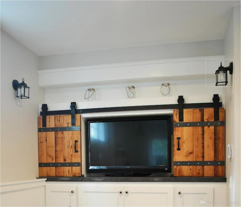 Large Of Double Sliding Barn Doors