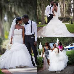 African American Wedding Dresses | Dream Wedding IdeaS Around The World