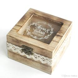 Small Of Wedding Ring Box