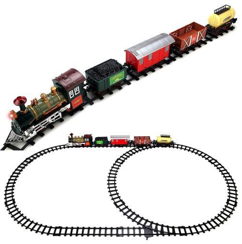 Medium Of Toy Train Sets