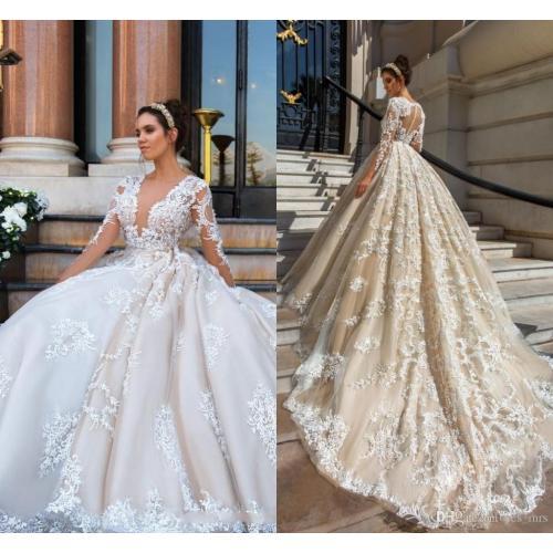 Medium Crop Of Wedding Dresses Plus Size