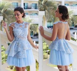 Small Of Lace Cocktail Dress