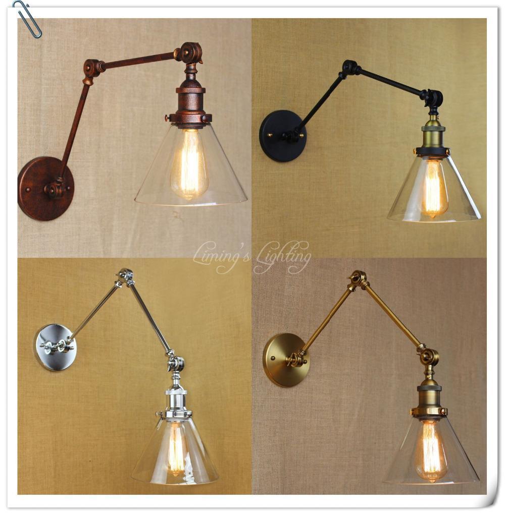 Fullsize Of Swing Arm Wall Lamp