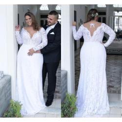 Small Crop Of Plus Size Dresses For Wedding