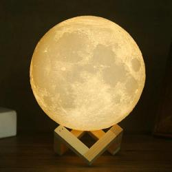Small Crop Of Moon Night Light