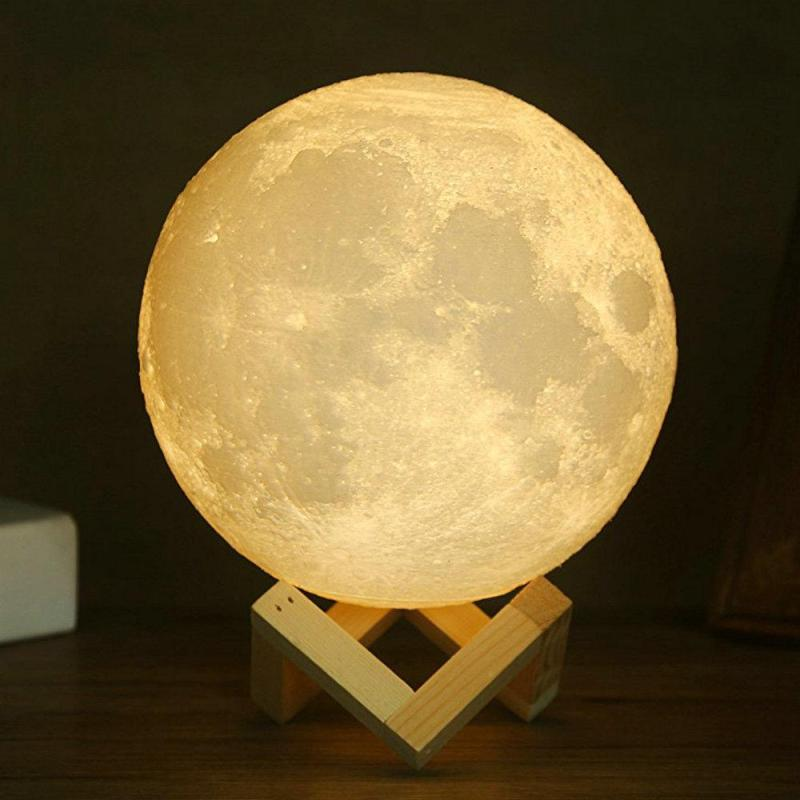 Large Of Moon Night Light