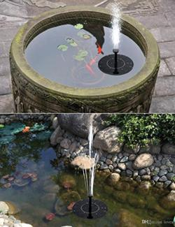 Small Of Solar Fountain Pump