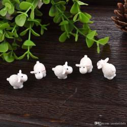 Gracious 2018 Kawaii Mini Sheep Animals Home Micro Fairy Garden Figurines Miniaturesdoll Toys Home Garden Decor Diy Accessories From 2018 Kawaii Mini Sheep Animals Home Micro Fairy Garden Figurines