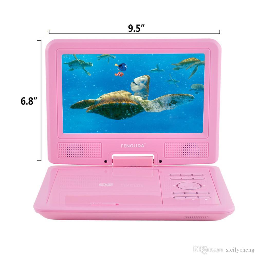 Fullsize Of Portable Dvd Player For Kids