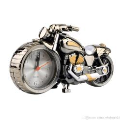 Sterling Motorcycle Motorbike Quartz Alarm Clock Desk Table Clock Homebirthday Gift Clock Drop Shipping Desk Clock Motorcycle Clock Alarm Clockonline Motorcycle Motorbike Quartz Alarm Clock Desk Table furniture Cool Clock Faces