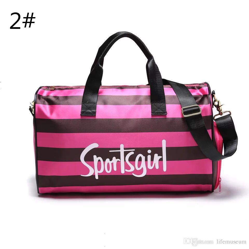 Fullsize Of Pink Duffle Bag