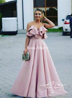Phantasy Size Arabic African Formal Graduation Evening Party Gowns Cheap Camo Promdresses Blush Pink Cheap Long Prom Dresses A Line Corset Size Blush Pink Cheap Long Prom Dresses A Line Corset