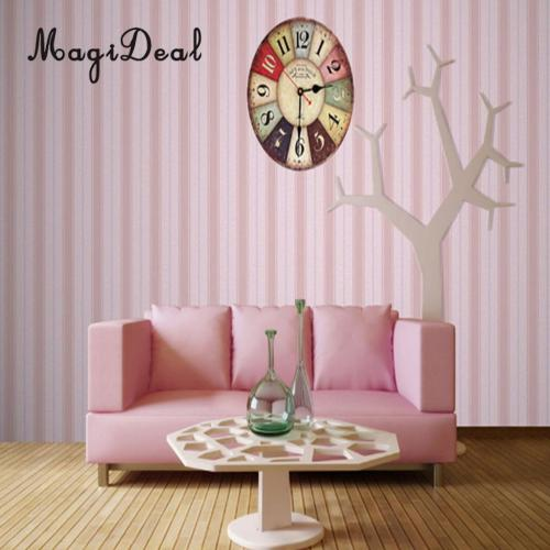 Medium Of Wall Clock For Bedroom