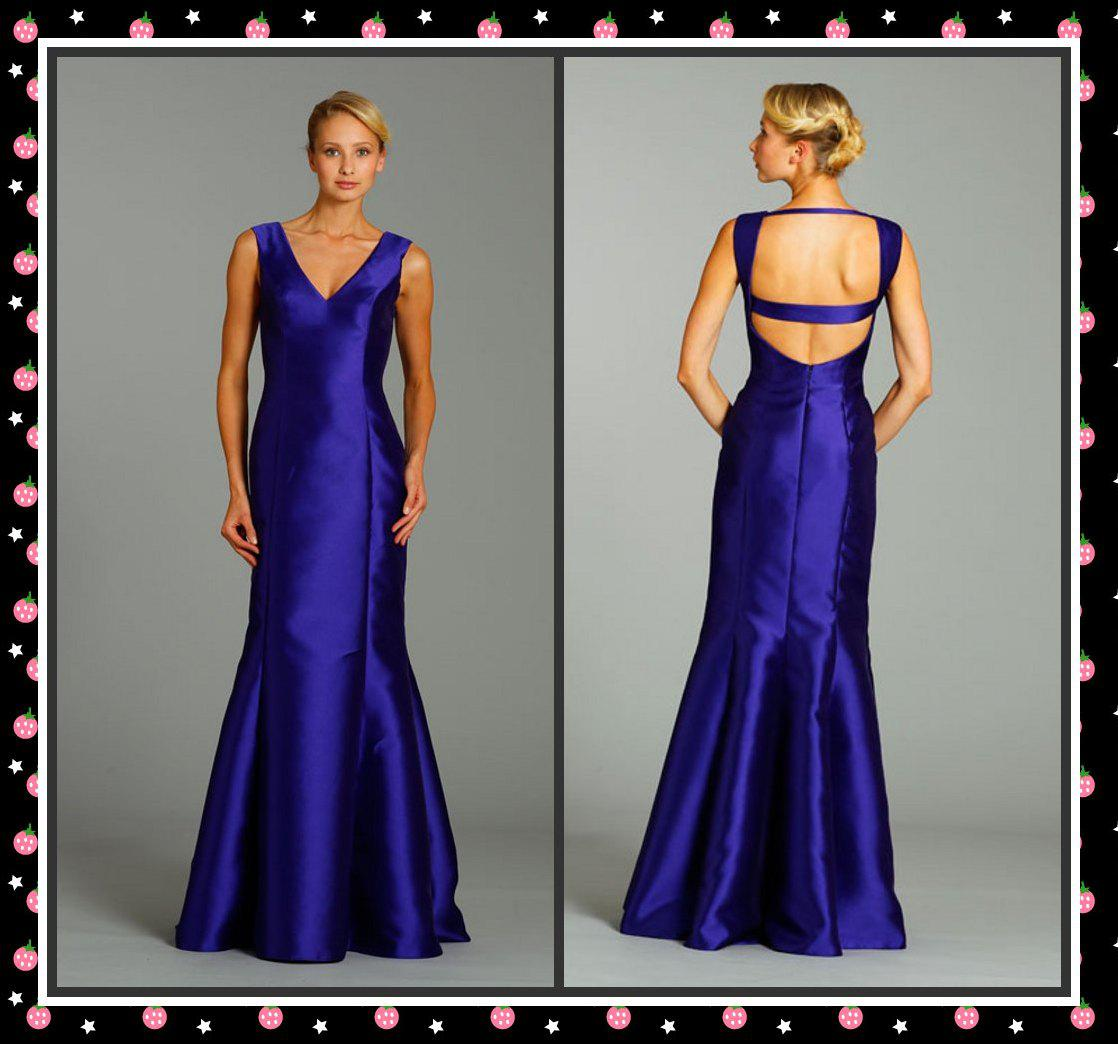 Fullsize Of Royal Blue Bridesmaid Dresses