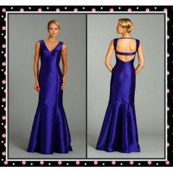 Small Crop Of Royal Blue Bridesmaid Dresses