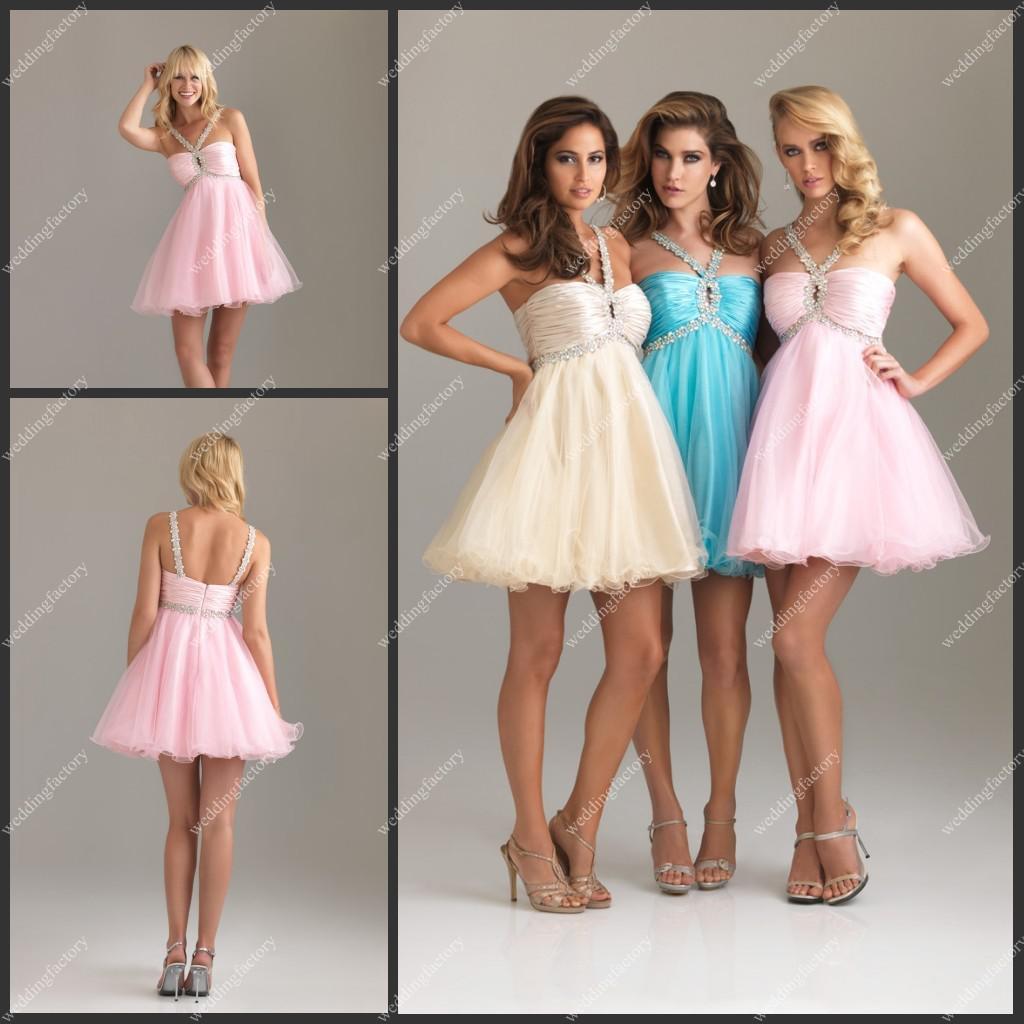 Fullsize Of Pretty In Pink Dress