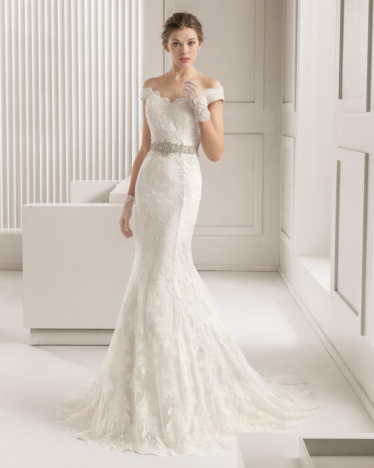 off shoulder wedding dresses white mermaid wedding dresses vintage lace mermaid wedding dresses off shoulder button back sequins applique bodice bridal gown court train soft tulle crystal belt lace wedding