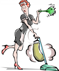 housekeeping-clipart