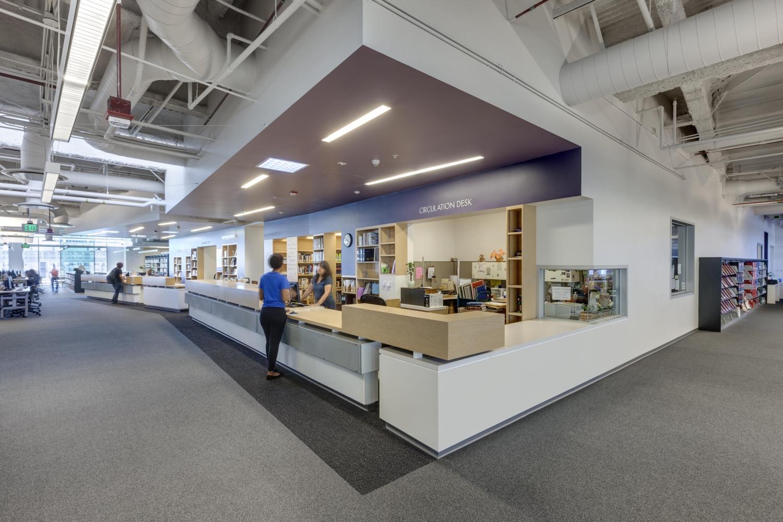 LA Trade Tech Library