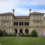 The back of the Breakers
