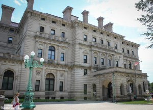 The front of the Breakers