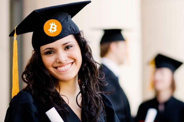 bitcoin estudiante